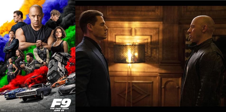 ANGA Diamond- Diamond Plaza 2 Cinema- 18th-24th June 2021- FAST AND FURIOUS 9