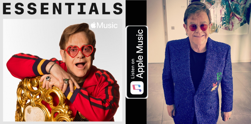 Apple Music- H&S Magazine's Best Artist Of The Week- Elton John- Essentials