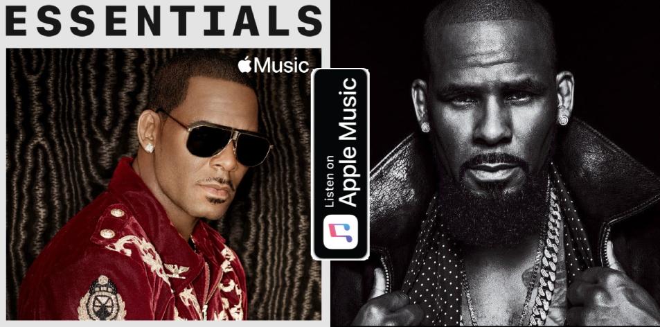 Apple Music- H&S Magazine's Best Artist Of The Week- R. Kelly- Essentials