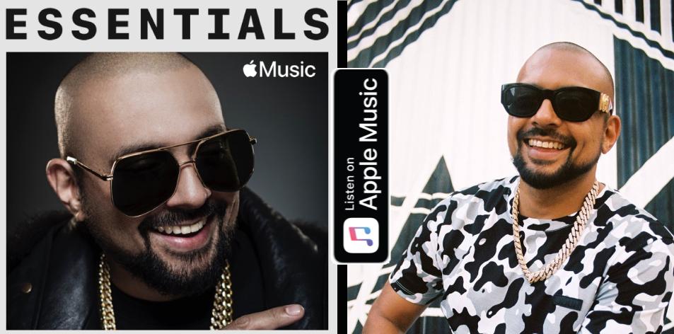 Apple Music- H&S Magazine's Best Artist Of The Week- Sean Paul Essentials