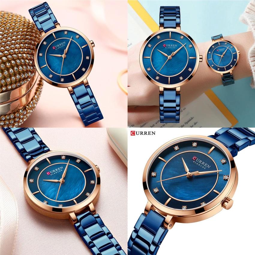 Curren Women's Classic Fashion Wrist Watch