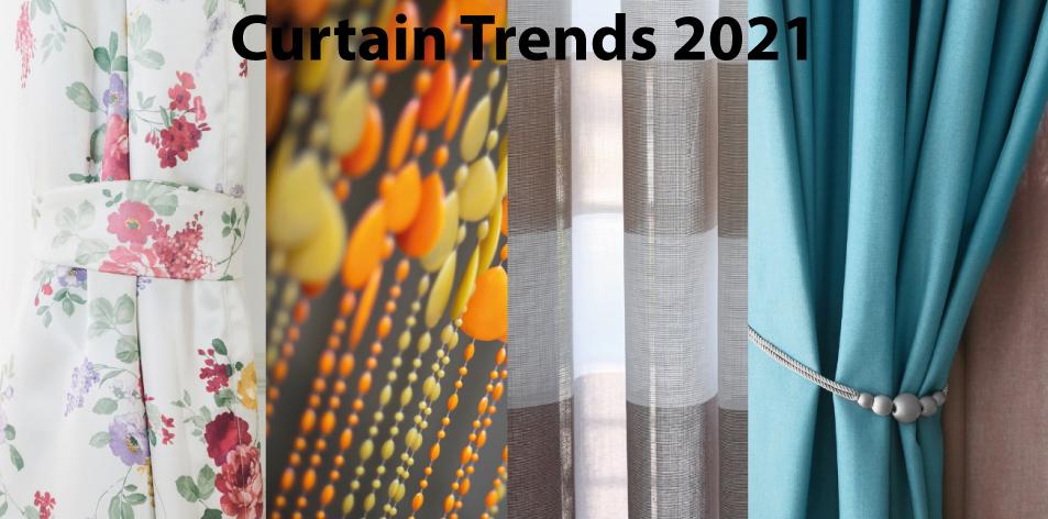 curtain design trends
