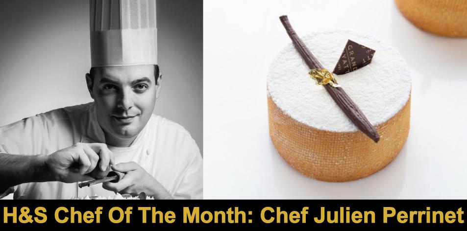 Chef Julien Perrinet