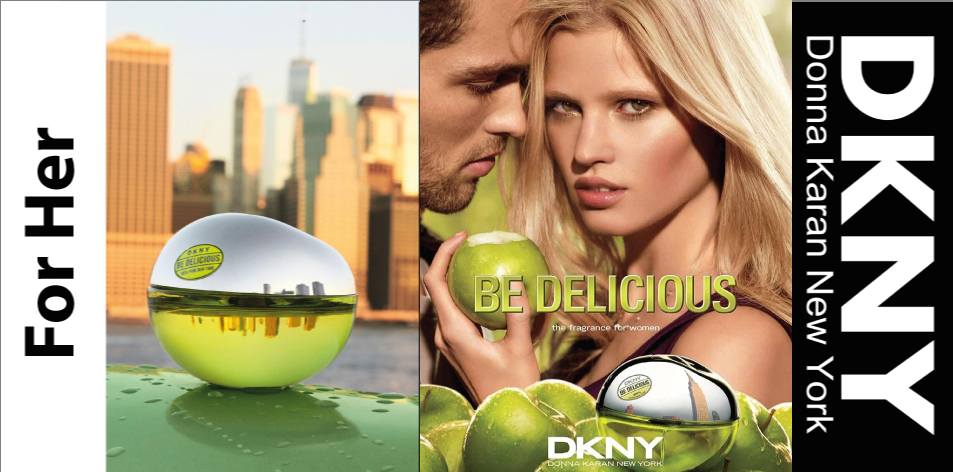 H&S Recommended Fragrance of The Week- DKNY- BE DELICIOUS FOR HER