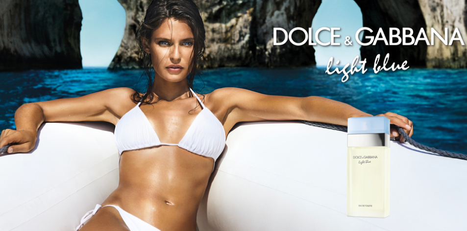H&S Recommended Fragrance of The Week- Dolce & Gabbana Light Blue For Her