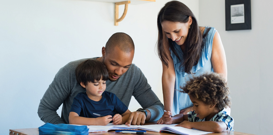 parenting as a team