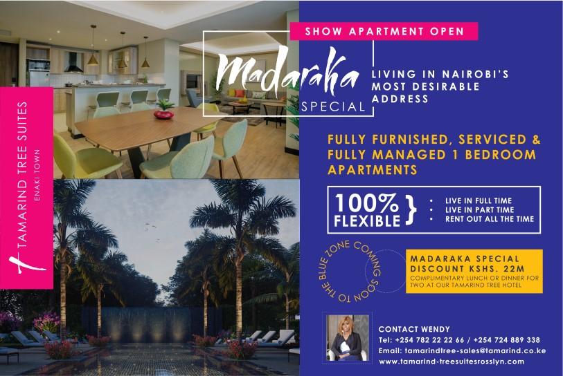 Madaraka Special Discount