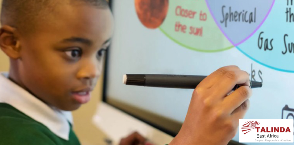 Talinda East Africa: The Future is Interactive – Smart Boards