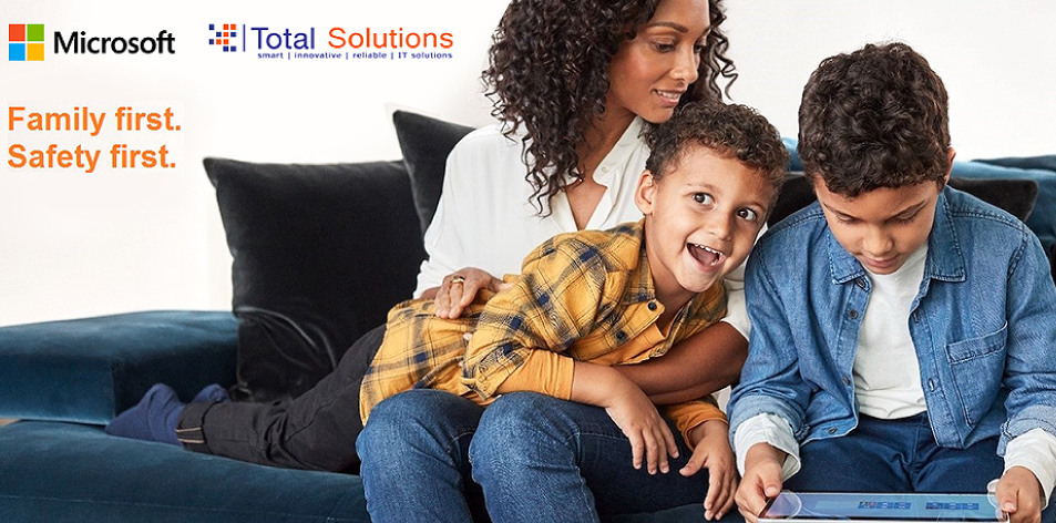 Total Solutions Ltd: Microsoft Office 365 Suite: For Business, For Family & For You.