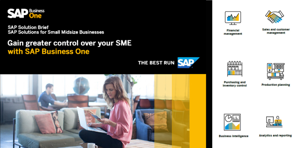 Total Solutions Ltd: SAP Business One: Transform Your Business with a World Class ERP System for Corporates & SMEs