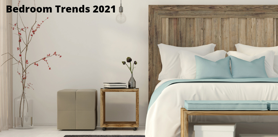 2021 bedroom trends