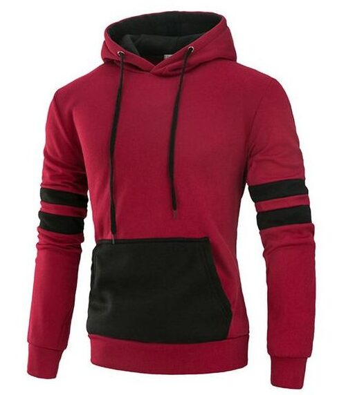 For Men- Fashion Men's Casual Cotton Hoodie