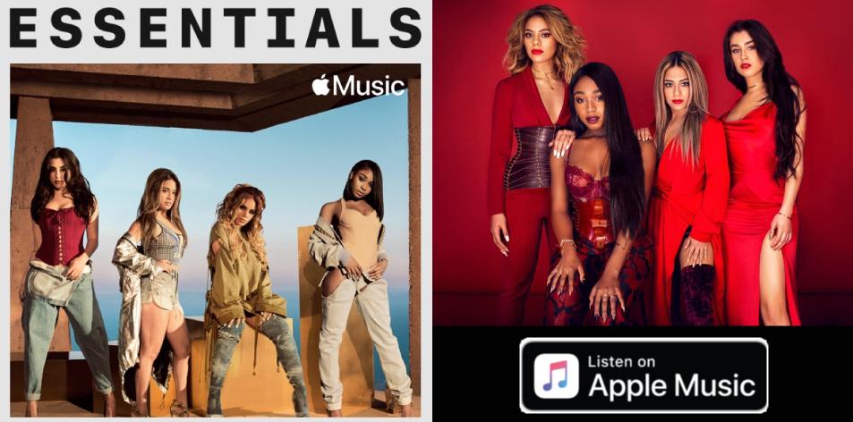 Fifth Harmony- Essentials
