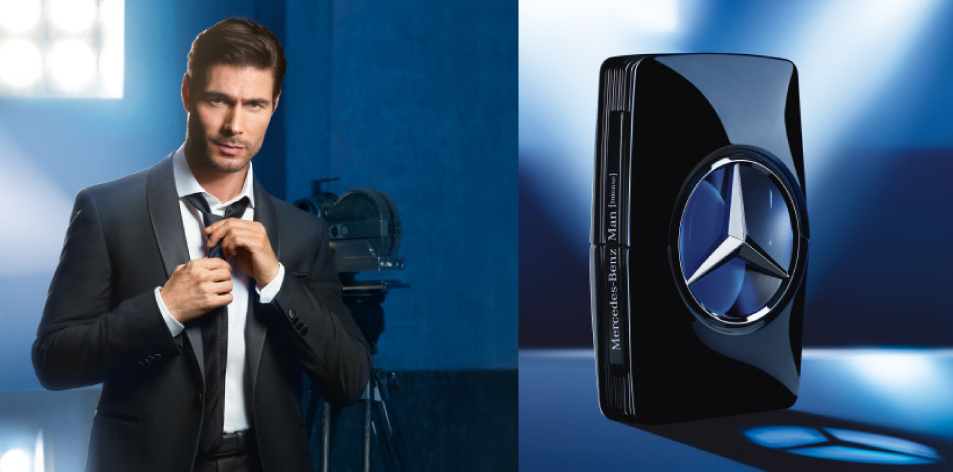 H&S Recommended Fragrance of The Week- Mercedes-Benz Man Intense