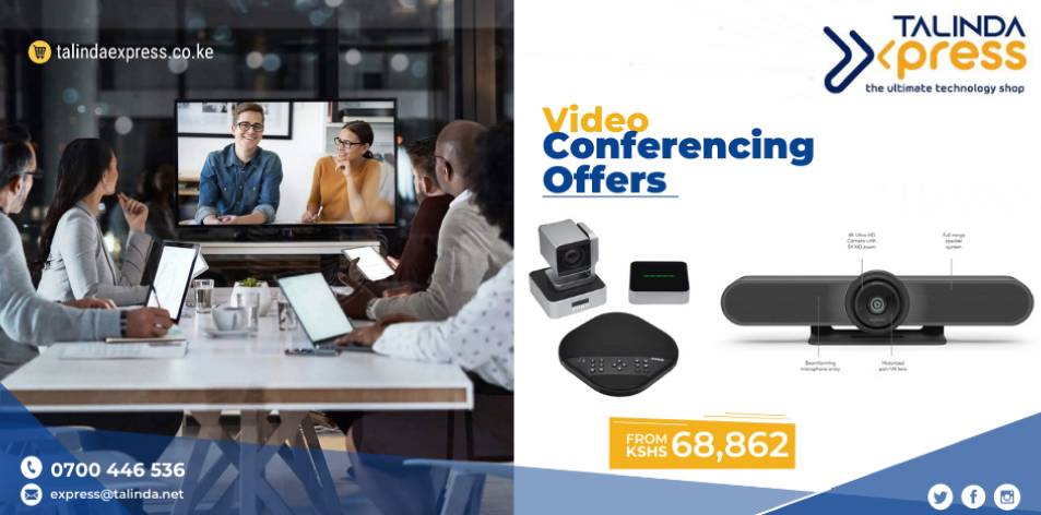 Talinda Express: Make Meetings Better With Video Conferencing System