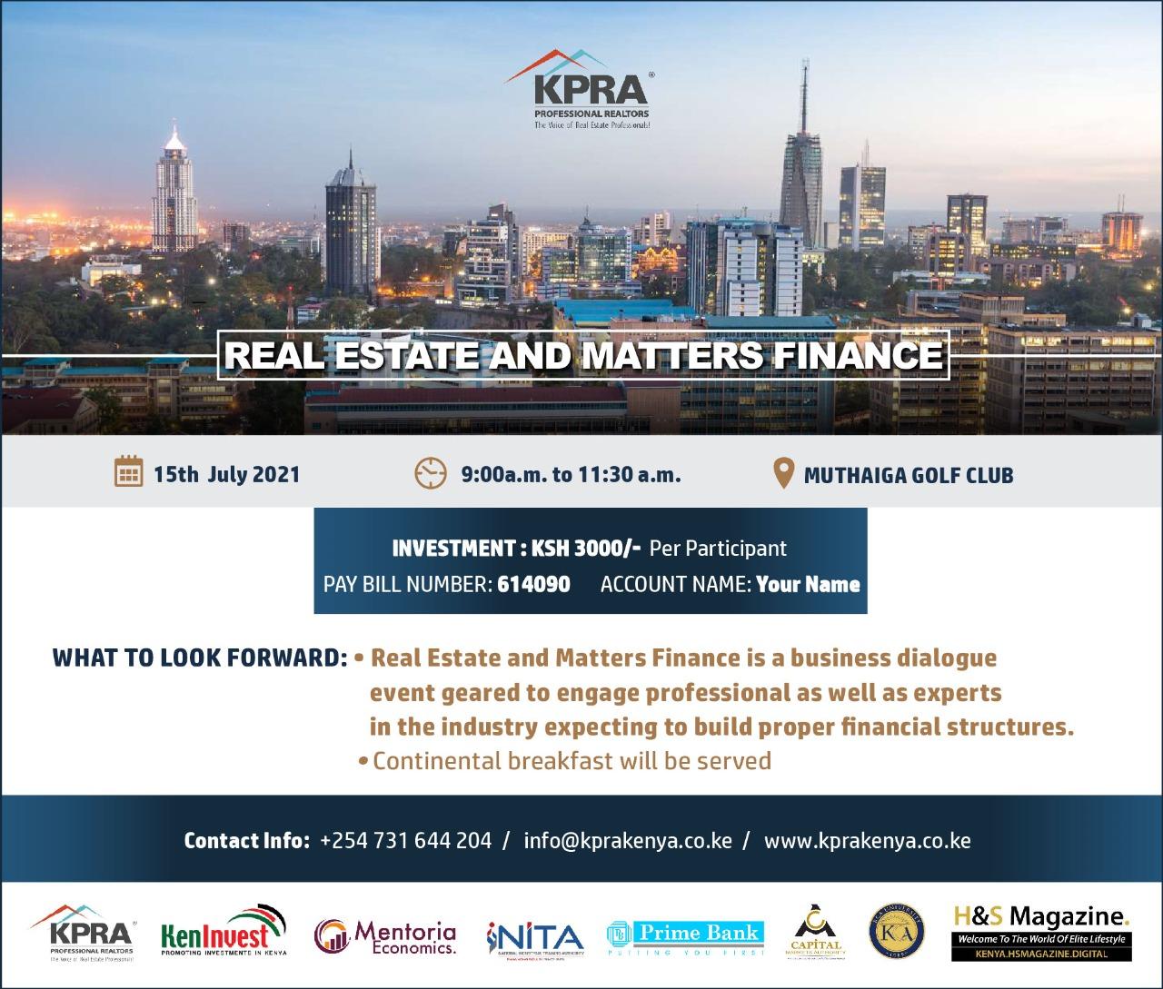 KPRA - Real Estate
