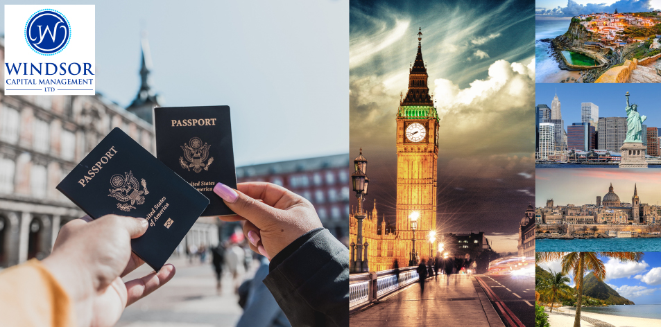 Citizenship / Residency By Investment: Visa-Free Travel, Access To Global Healthcare And Education, And The Option To Live And Work In The UK, US Or Europe