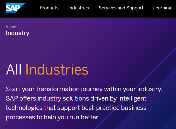 SAP Business One: Transform Your Business with a World Class ERP System for Corporates & SMEs