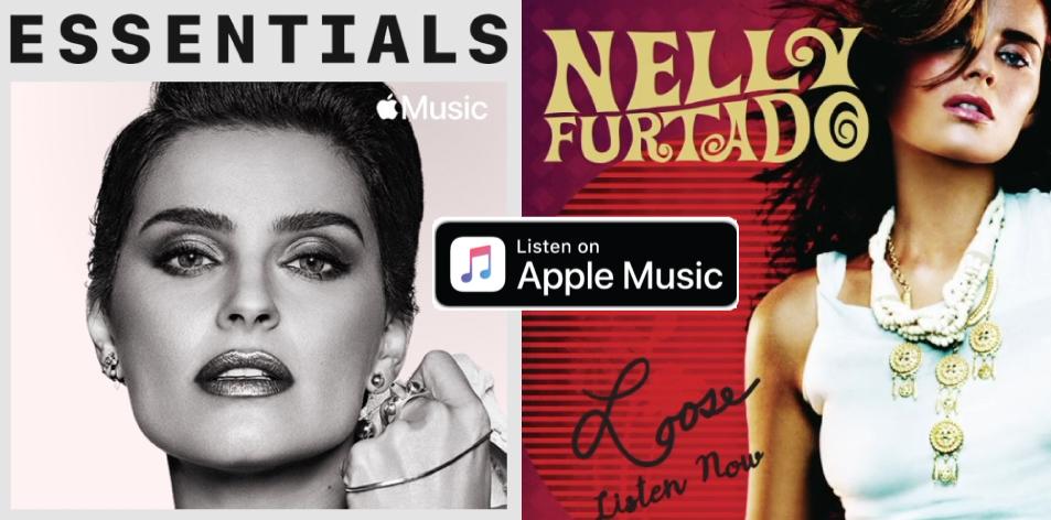 Apple Music- H&S Magazine's Best Artist Of The Week- Nelly Furtado Essentials