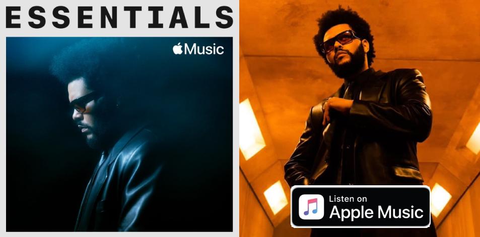 Apple Music- H&S Magazine's Best Artist Of The Week- The Weeknd- Essentials