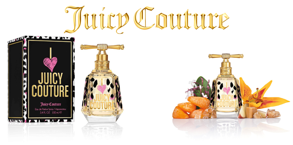 H&S Recommended Fragrance of The Week- I LOVE JUICY COUTURE EAU DE PARFUM SPRAY For Her