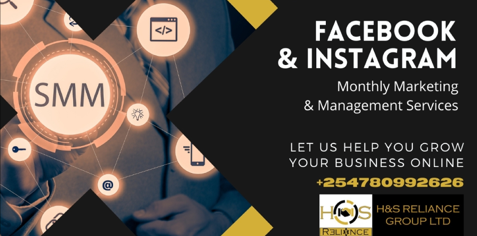 H&S Reliance Group Ltd: Looking For An Agency To Take Care Of Your Monthly Facebook & Instagram Marketing?