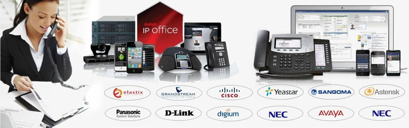 Looking for more? We are suppliers and installers of Panasonic, Cisco, Yealink, Avaya, Polycom, Escene, Yeastar, Fanvil, Grandstream, Sangoma and more.