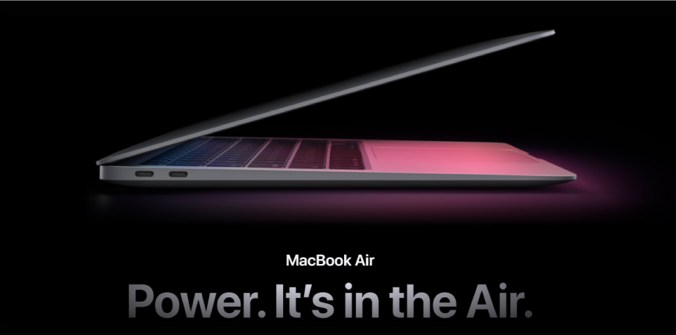 """MacBook Air 13"""" Gold Edition- M1 Processor, 512GB PCIe, Two-Year Warranty- Special Offer"""