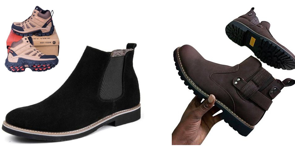 H&S Fashion Feature Of The Week- Men, Are You Looking For Casual Fashionable Boots?