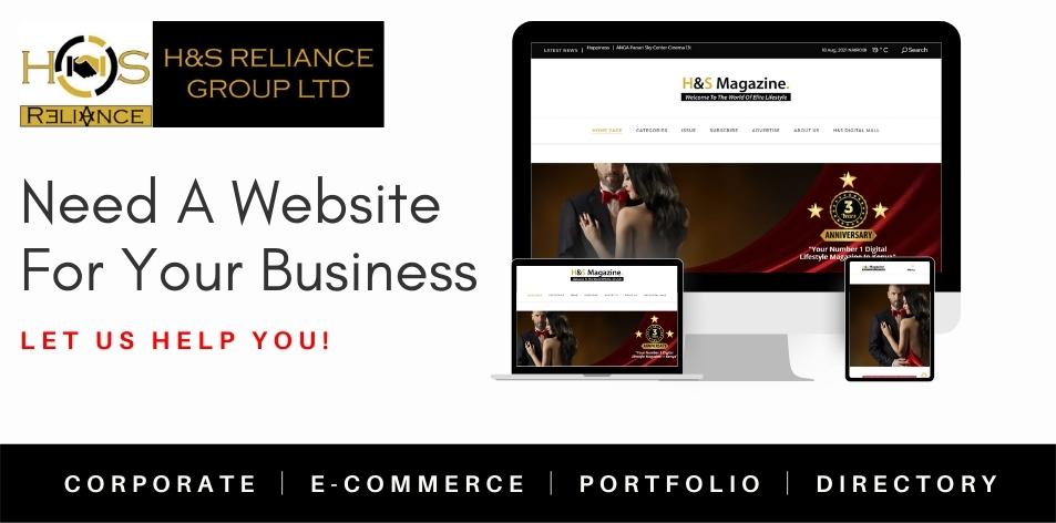 H&S Reliance Group Ltd- Best Web Design Company In Kenya
