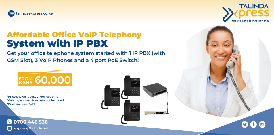 Office VoIP Telephone System