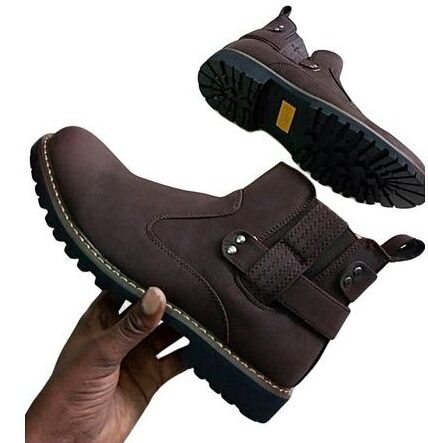 Official And Casual Boots
