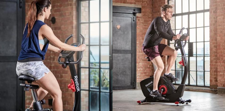 Reebok GB50 Bike- The One Series Bike Is Perfect For Any Home Cardio Regime