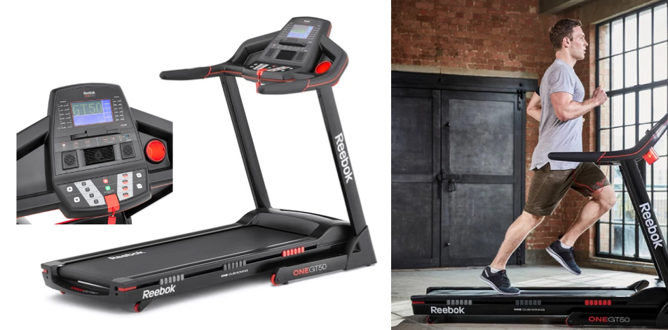 Reebok Treadmill One GT50 With Bluetooth