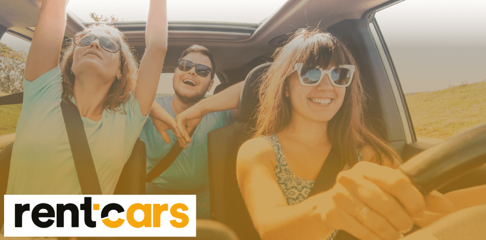 Rentcars.com- Connecting people to the best car options around the world.