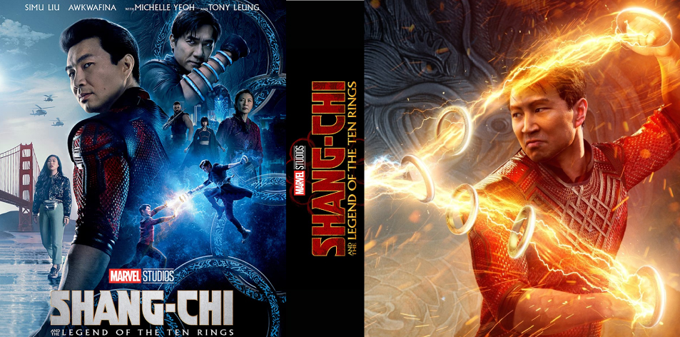 ANGA Diamond- Diamond Plaza 2 Cinema- 27th August-2nd September 2021- SHANG-CHI AND THE LEGEND OF THE TEN RINGS 3D