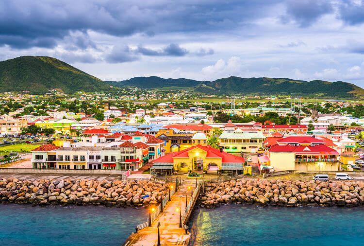 Caribbean Citizenship By Investment SAINT KITTS & NEVIS SPECIAL OFFER