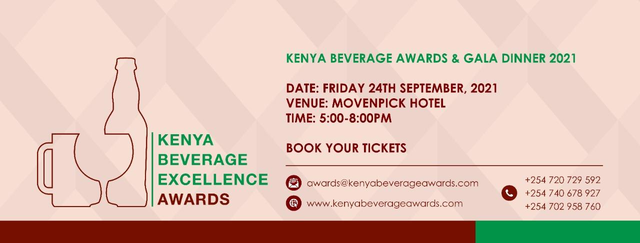 Kenya Beverage Excellence Awards 2021