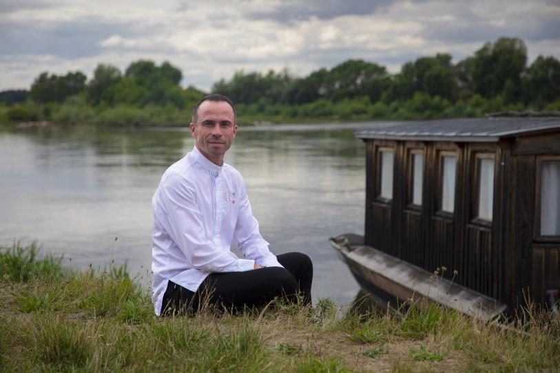 Chef Christophe Hay