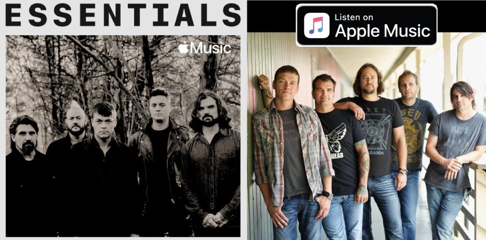 Apple Music- H&S Magazine's Best Artist Of The Week- 3 Doors Down- Essentials