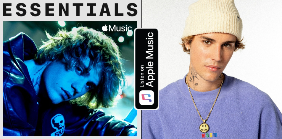 Apple Music- H&S Magazine's Best Artist Of The Week- Justin Bieber Essentials