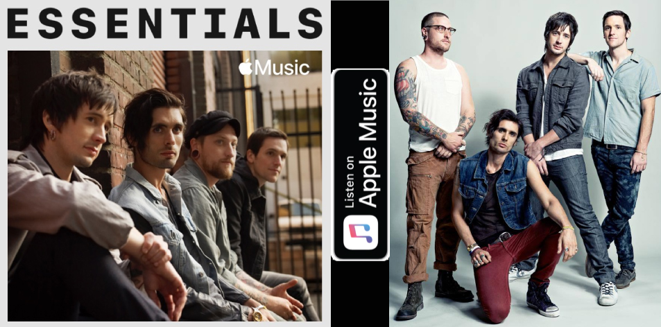 Apple Music- H&S Magazine's Best Artist Of The Week- The All-American Rejects