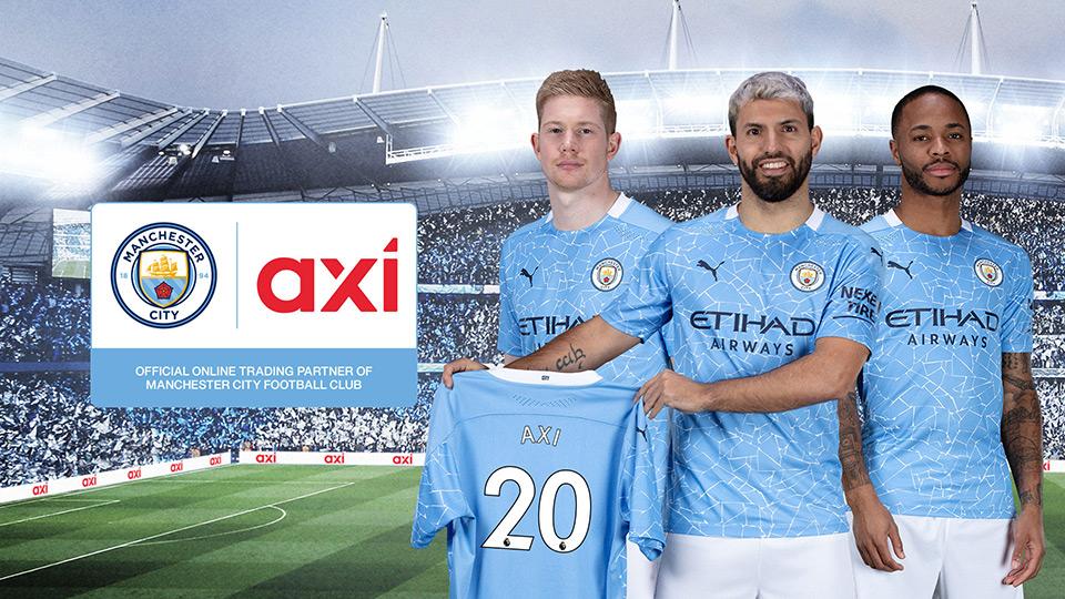 Axi Winning Partnership Manchester City Football Club