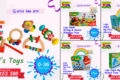 GRACEPAK Ventures- TOYS PLANET: Guidance On What To Consider When Investing In Toys For 0-36 Months Children