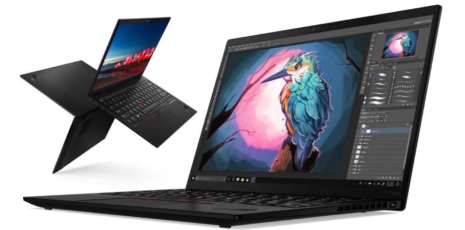 Lenovo ThinkPad X1 Nano- The Lightest ThinkPad Ever