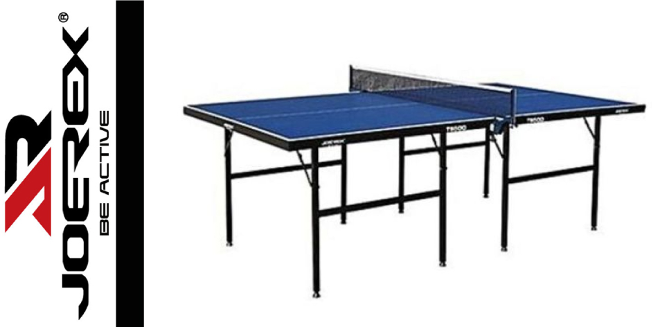 Stay Fit At Home & Also Have Fun With The Family With A Joerex Table Tennis Table