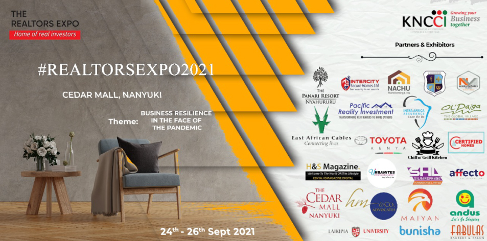 THE REALTORS EXPO '21- Don't Miss The 4th Realtors Expo This Weekend In Nanyuki 24th-26th September 2021