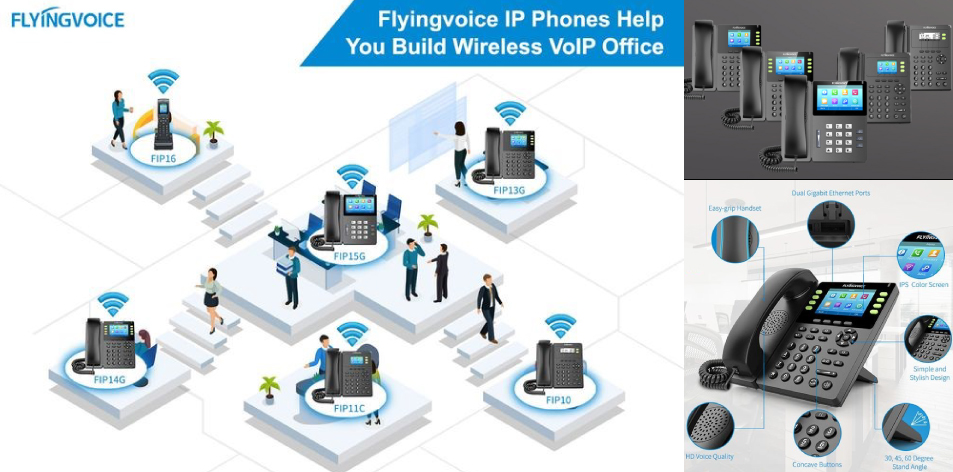 Talinda Express: Affordable, Easy to Use IP Phone. All You Need is Wi-Fi
