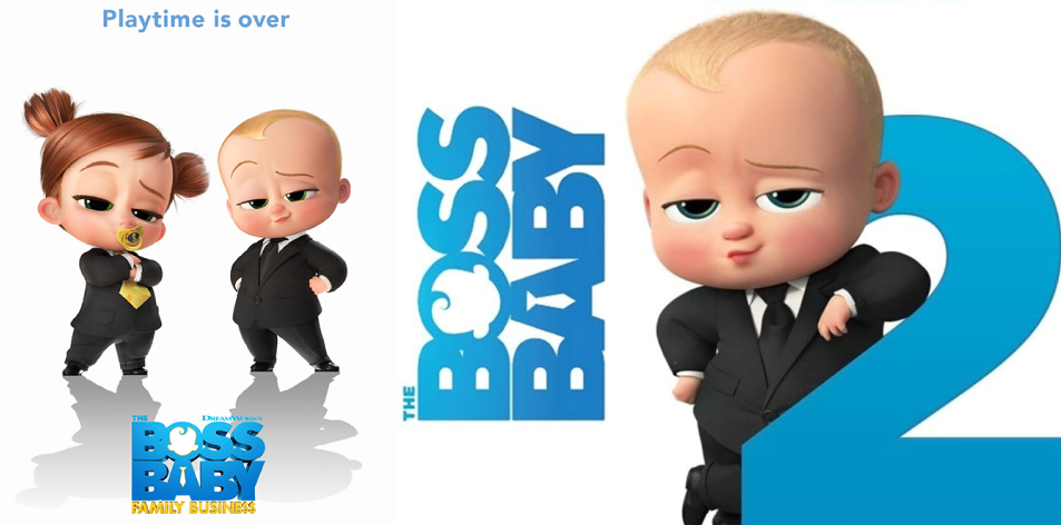 The Boss Baby 2: Family Business 3D