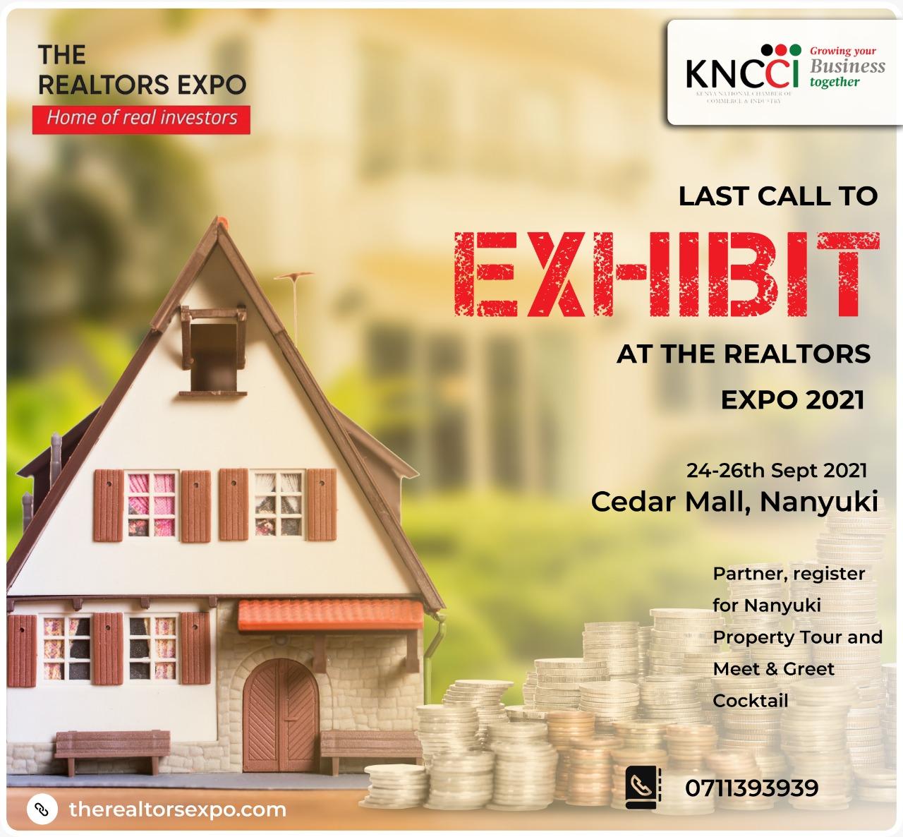 The Realtors Expo Nanyuki 2021 Exhibit